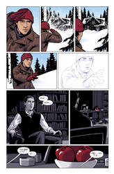 The Giver Page 6 by ChrisEvenhuis