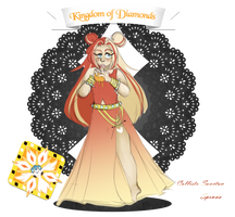 [PK] Callista of Diamonds by ToeBeaner