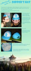 Dipper Cap by rubberbend