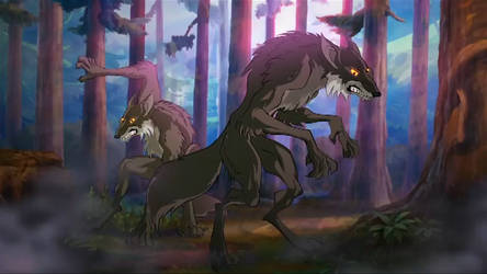 Werewolves winx S6 Trailer by Sonic-Ray