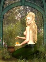 The Garden of Idun by Erulian