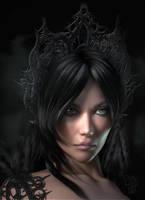 Raven by Erulian