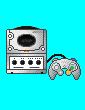 Pixel GameCube by KageNoSensei