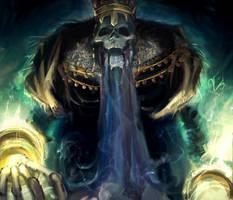 High Lord Wolnir by Kraujasz
