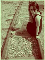 Rail by OctoberInMyHeart