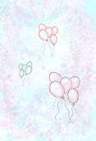 Balloons Multiple by frazza7