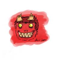 Devil kid concept by frazza7