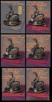 Painting metall tutorial by Anvonavi