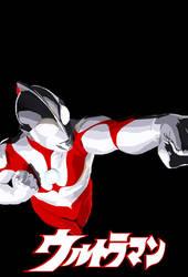 Ultraman by sadistic-demon