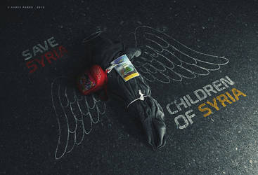 Save Syria by Ahmed-Fares94