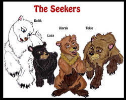 The Seekers Cast by Benvolieo