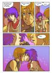 Teanu - KISS SCENE by RUNNINGWOLF-MIRARI