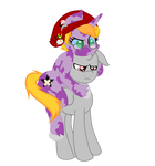 Let's Collab : Patches and OC by xMi-Ichigox