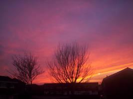 sunset1 by ironholly-stocks