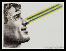 Ayrton Senna do Brasil by HLea33
