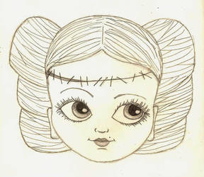 Doll Face by lifesux-XD