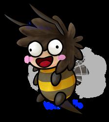 Bee Nat by VenoNatto