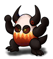Devilled Egg by VenoNatto