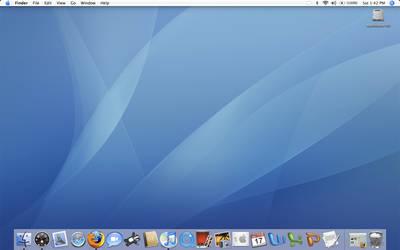 Desktop Screenshot 8-4-07 by firestar3590