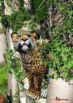 Jules, the Jaguar by sheeban
