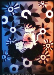 Son Goku by meghashreedas