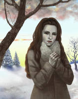 Bella Swan of Twilight by sumeragisama