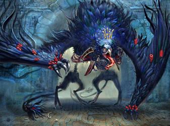 The Raven Master by sumeragisama