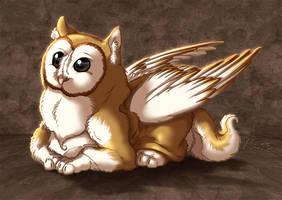 Owlyphon by suzidragonlady