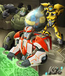 TFP - The Second Before The Catastrophe... by suzidragonlady