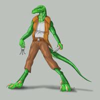 Zed Raptor 2 by suzidragonlady