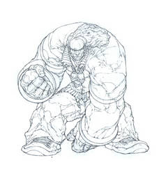 Goliath by Noel by DORMWORLD
