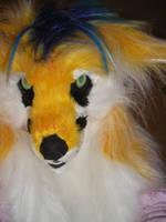 fox mask by vivean2005