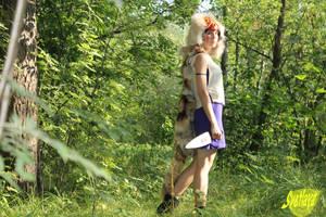 Princess Mononoke by vivean2005