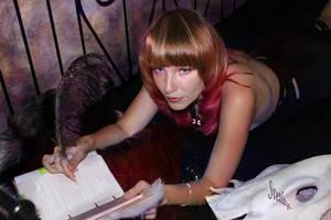 Dark Tanya Grotter by vivean2005