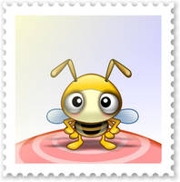 Cute Zoo - B for Bee by DayDreamOz