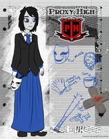 Proxy High Application - Pierrot by akashia-blood-driver