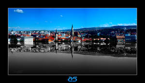 Cluj-Napoca Panorama by inf23