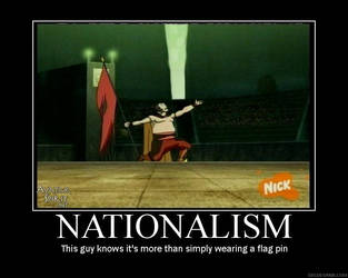 Fire Nation Nationalism by minime41191