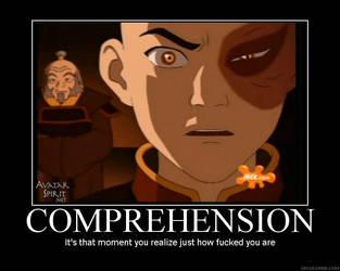 Comprehension Demotivation by minime41191