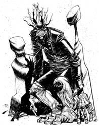 Groot by Inkpulp
