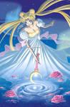 Princess Serenity by missypena