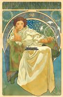 Princess Leia by missypena