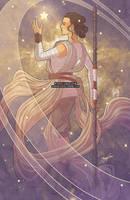 Lady of Light III by missypena