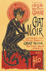 Theo le Chat Noir by missypena