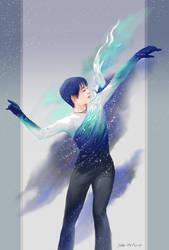 Yuzuru Hanyu Hope and Legacy by Akoustam5
