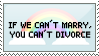 LGBT Stamp No. 2 by strawberry-hunter