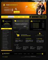 website layout 13 by webgraphix