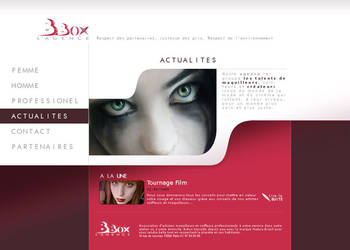 beauty_agency_beta by webgraphix