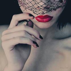 Lips set to kill 2. by xdramatique