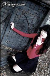 ID: Tohsaka Rin by WaterPuzzle